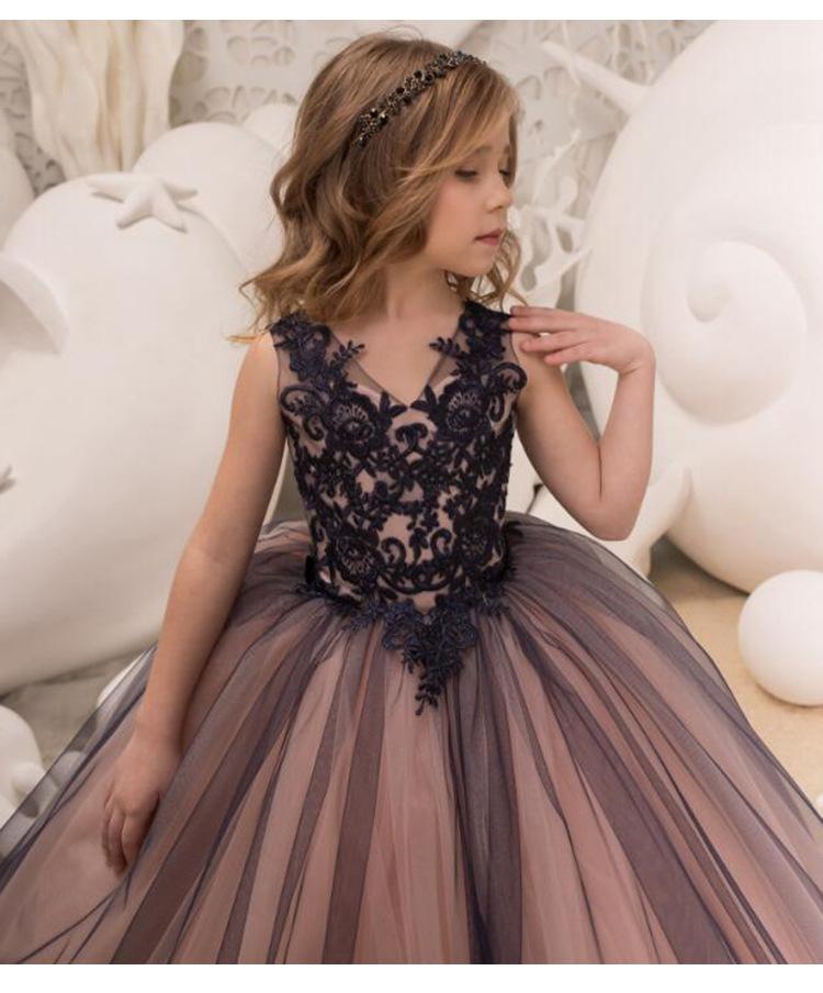 新品  子供ドレス   演奏会  発表会  誕生日  七五三  ステージ 100~160サイズ選択可能  01KZ_画像3