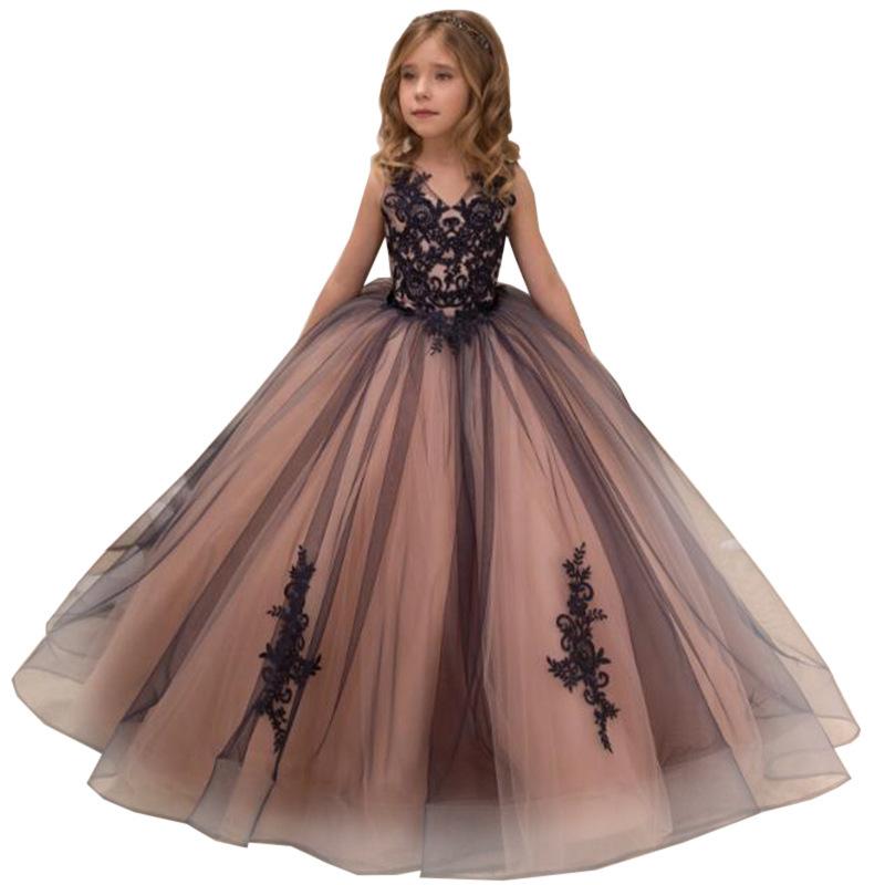 新品  子供ドレス   演奏会  発表会  誕生日  七五三  ステージ 100~160サイズ選択可能  01KZ_画像5