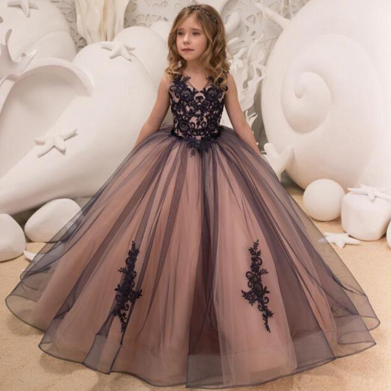 新品  子供ドレス   演奏会  発表会  誕生日  七五三  ステージ 100~160サイズ選択可能  01KZ_画像1