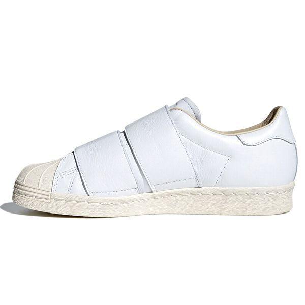 新品 adidas Originals アディダス オリジナルス SS 80s VELCRO W スーパースター 80s ベルクロ CQ2447 ランニングホワイト 27.5cm 8002_画像4