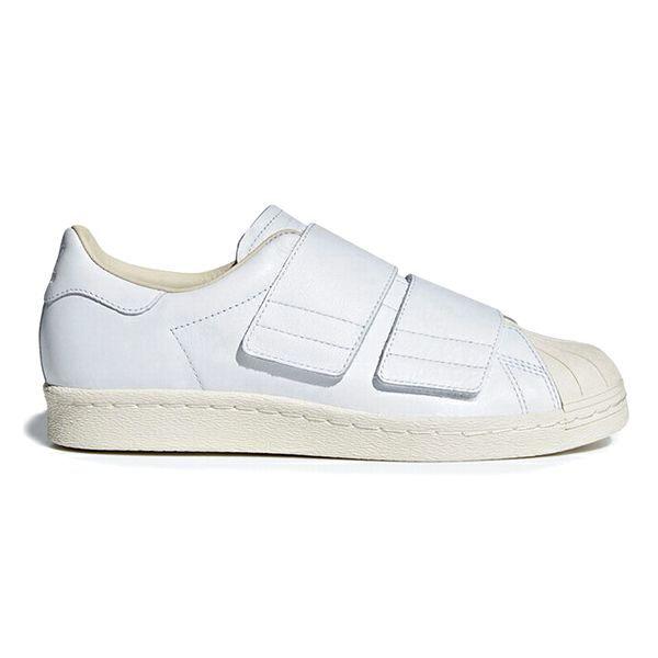 新品 adidas Originals アディダス オリジナルス SS 80s VELCRO W スーパースター 80s ベルクロ CQ2447 ランニングホワイト 27.5cm 8002_画像3