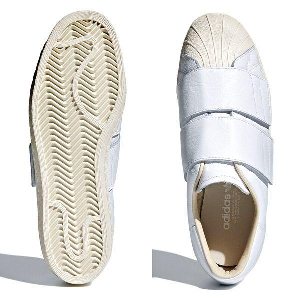 新品 adidas Originals アディダス オリジナルス SS 80s VELCRO W スーパースター 80s ベルクロ CQ2447 ランニングホワイト 27.5cm 8002_画像2