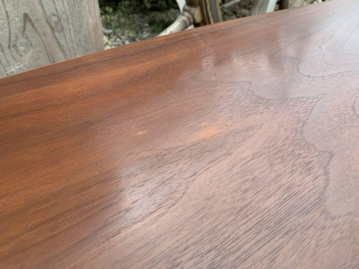 ★ 送料無料 定24万 美品 最高級 カリモク KARIMOKU ドマーニ ルイXV アンティーク レトロ 調 豪華 猫脚 リビング 木製 センターテーブル_少々、色落ちか擦れのようなものございます