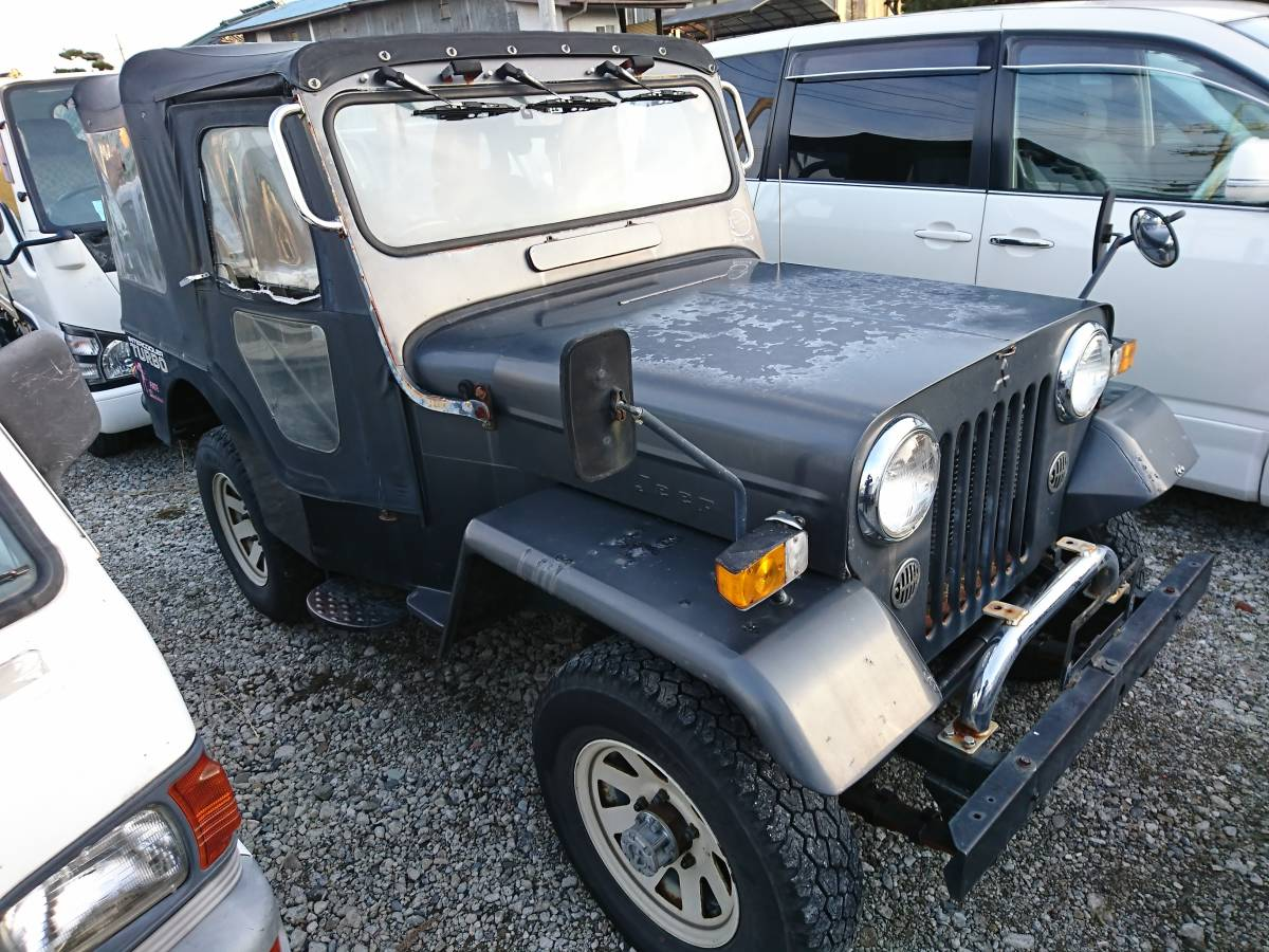 restore base  !(^^)! Jeep *4DR5* usually runs!* detailed person