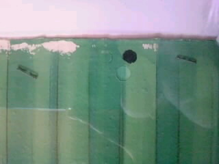 希少レア 1973年日本テレビ放送版 「ドラえもん」 のび太 背景付きセル画_画像4