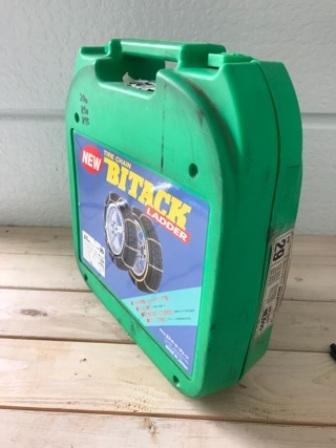 NEW BITACK RADDER(ニューバイタックラダー)タイヤチェーン⑧ 品番29 ボルボ240/850(875系)新品