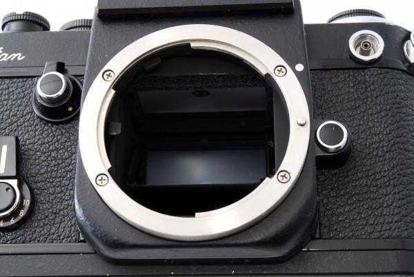 #4915 美品★ニコン Nikon F2 Titan チタン ブラック ボディ★ワンオーナー_画像10