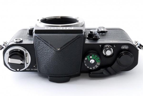 #4915 美品★ニコン Nikon F2 Titan チタン ブラック ボディ★ワンオーナー_画像4