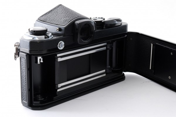 #4915 美品★ニコン Nikon F2 Titan チタン ブラック ボディ★ワンオーナー_画像7