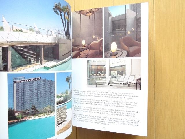 洋書◆スパとウェルネスホテルの写真集 本 インテリア デザイン 建築 建物_画像2