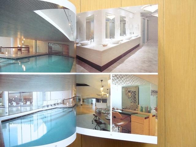 洋書◆スパとウェルネスホテルの写真集 本 インテリア デザイン 建築 建物_画像3