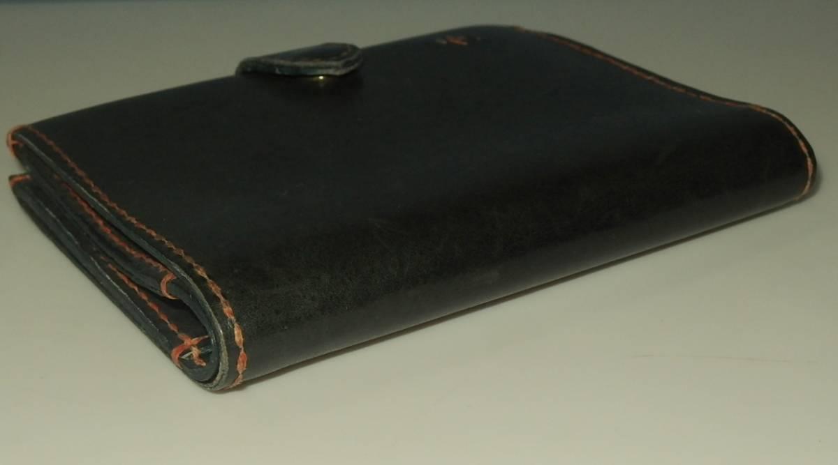 ae0bac13f829 ... イタリア製Henry Beguelin エンリーベグリン手帳型二つ折り財布ダークグリーン男女兼用ハンドメイドレザーウォレット牛革. 商品數量:  :1