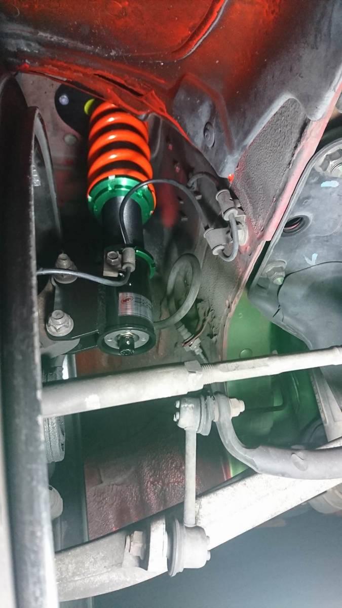 SHORINオリジナル車高調(スペリオリティーダンパー) スバル レガシー(BE_BH5) F:12k R:18kg ID:Φ65_画像8