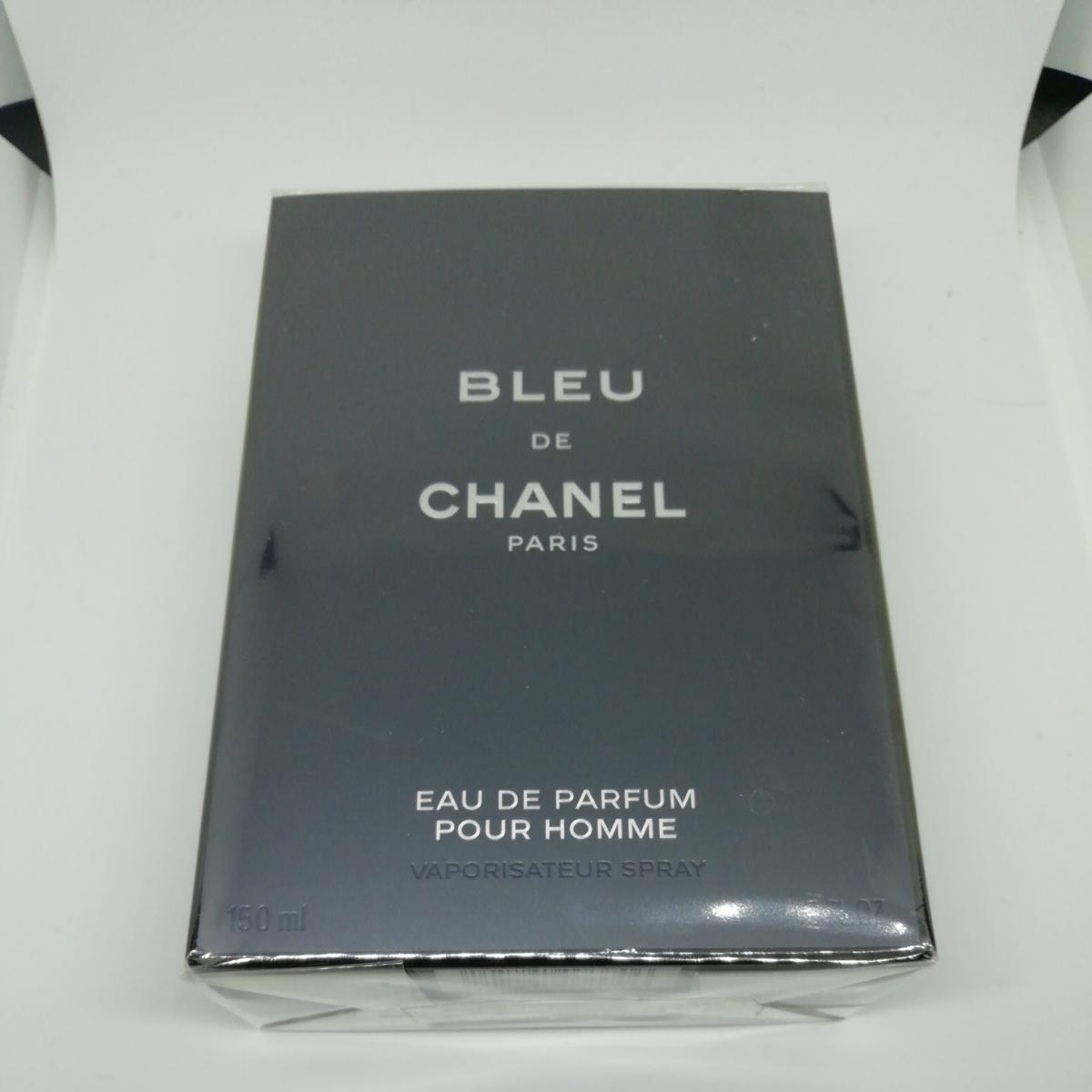 [新品未使用]シャネル CHANEL ブルー ドゥ シャネル オードパルファム EDP SP 150ml