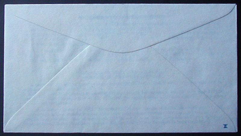 FDC 1978年(昭和53年)第14回国際整形災害外科学会議記念 松屋木版 #2 大塚均 左京特印_画像4