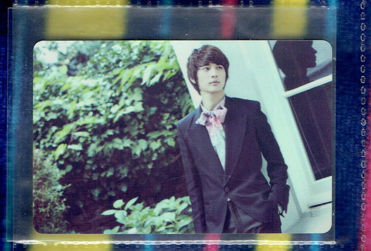 ◆ SHINee 【 The first 】 日本盤 トレカのみ ミンホ ミノ ◆ ランダム フォトカード シャイニー 日本アルバム_画像1