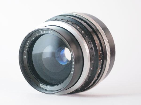 Carl Zeiss Jena Flektogon 35mm/f2.8 カールツァイス イエナ フレクトゴン M42マウント ジャンク拍卖