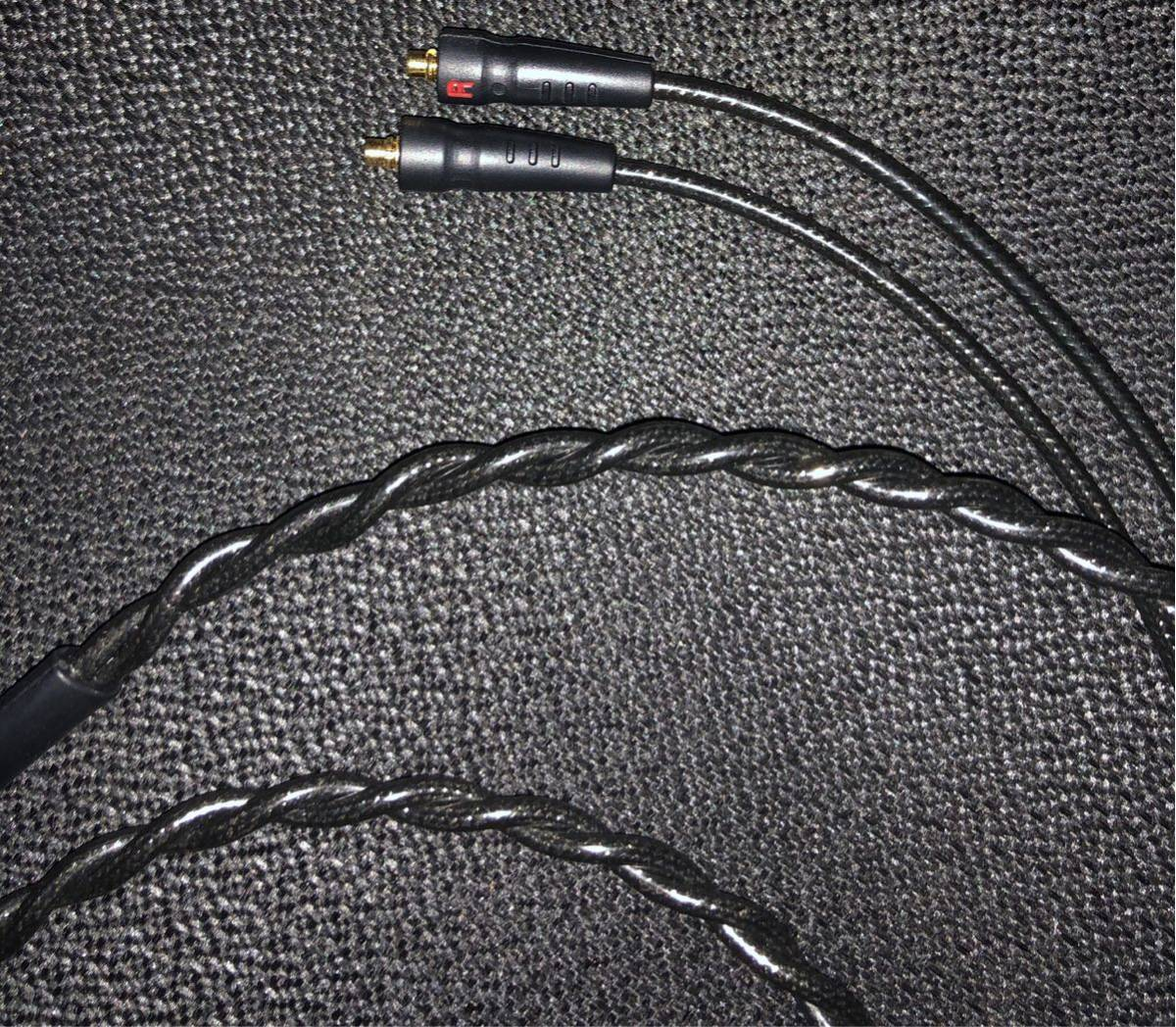 Acoustune ARC02 MMCX-φ2.5mmリケーブル【AK2.5mm4極バランス / MMCX】_画像2