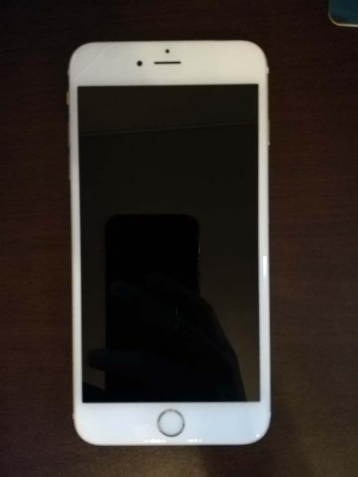 ◆ SoftBank iPhone6s Plus ゴールド 64GB NKU82J/A ジャンク ※送料無料