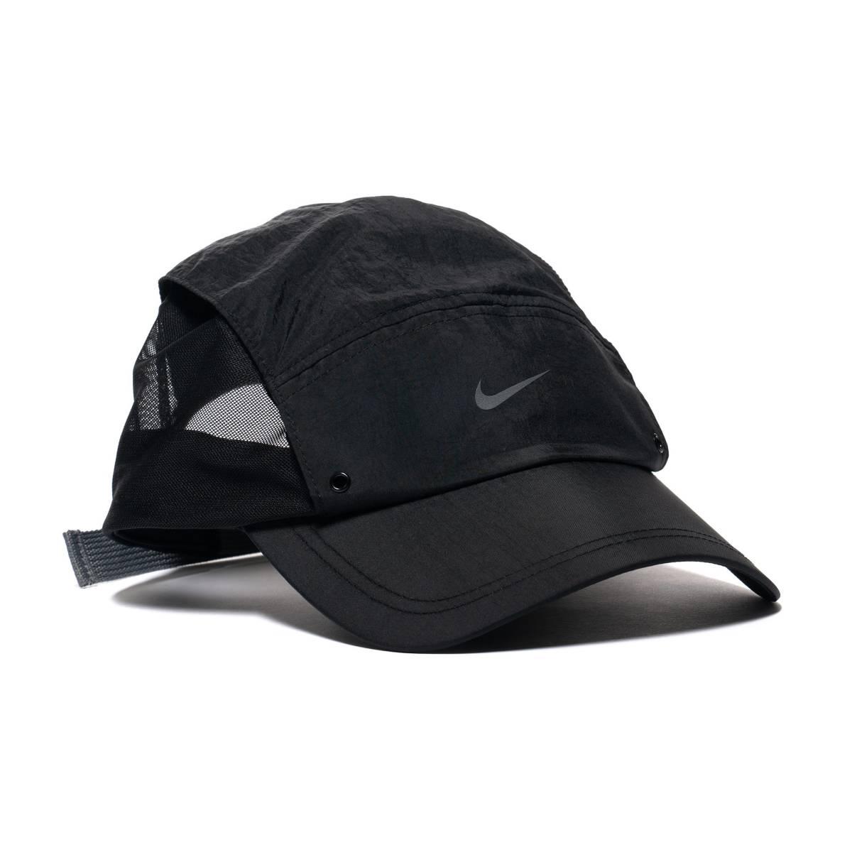 新品 国内正規 NIKE × A-COLD-WALL AW84 CAP Black AQ4266-010 6a9cc1d1d5da