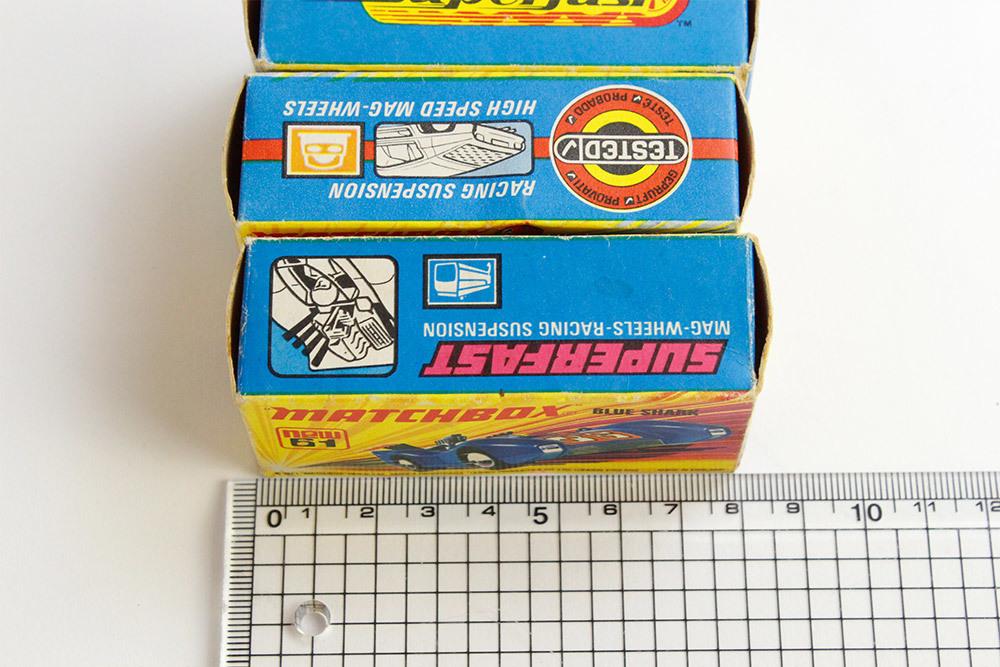 28.MATCHBOX2台 №53/70(ジャンク)空箱3品20/61/64_画像4