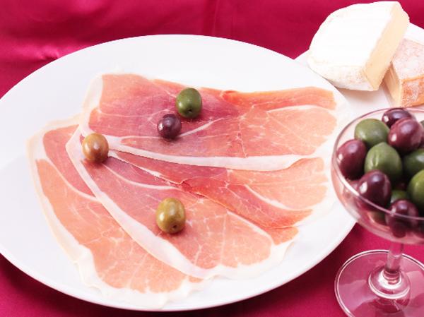 E★サラダやワインと共に♪イタリア産 プロシュート(生ハム)200g_画像2
