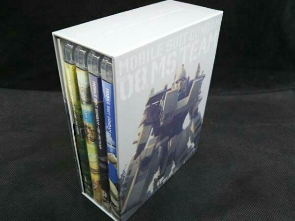 機動戦士ガンダム 第08MS小隊 Blu-ray メモリアルボックス(特装限定版)(Blu-ray Disc)4枚組_画像1