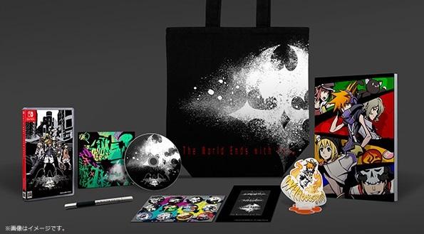 スイッチ すばらしきこのせかい -Final Remix- It's a Wonderful Bag e-STORE専売 新品未開封_画像1