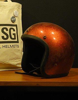 キャンベルヘルメット ジェットヘルメット ヘルメット 500 TX bell BUCO ARTHUR FULMER tt&co ベル ハーレー オーシャンビートル BEETLE_経年変化もカッコ良く長くご使用頂けます☆