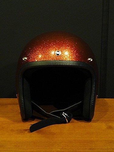 キャンベルヘルメット ジェットヘルメット ヘルメット 500 TX bell BUCO ARTHUR FULMER tt&co ベル ハーレー オーシャンビートル BEETLE_画像2