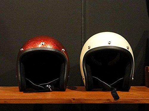 キャンベルヘルメット ジェットヘルメット ヘルメット 500 TX bell BUCO ARTHUR FULMER tt&co ベル ハーレー オーシャンビートル BEETLE_白( BABY BUCO )