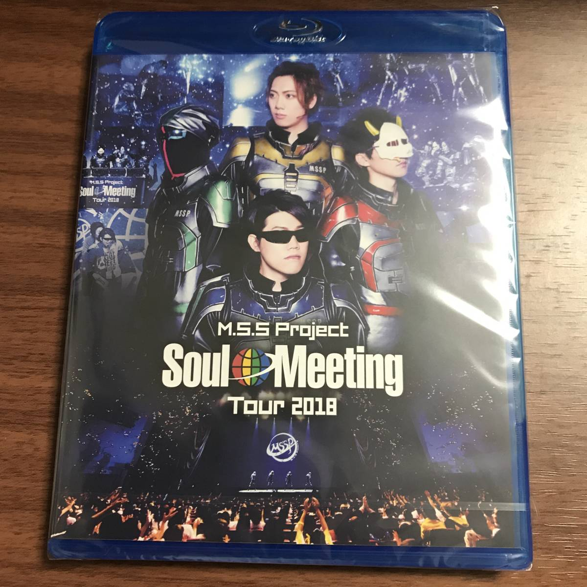 M.S.S Project~Soul Meeting Tour 2018~ Blu-ray [2枚組] MSSP SMT2018
