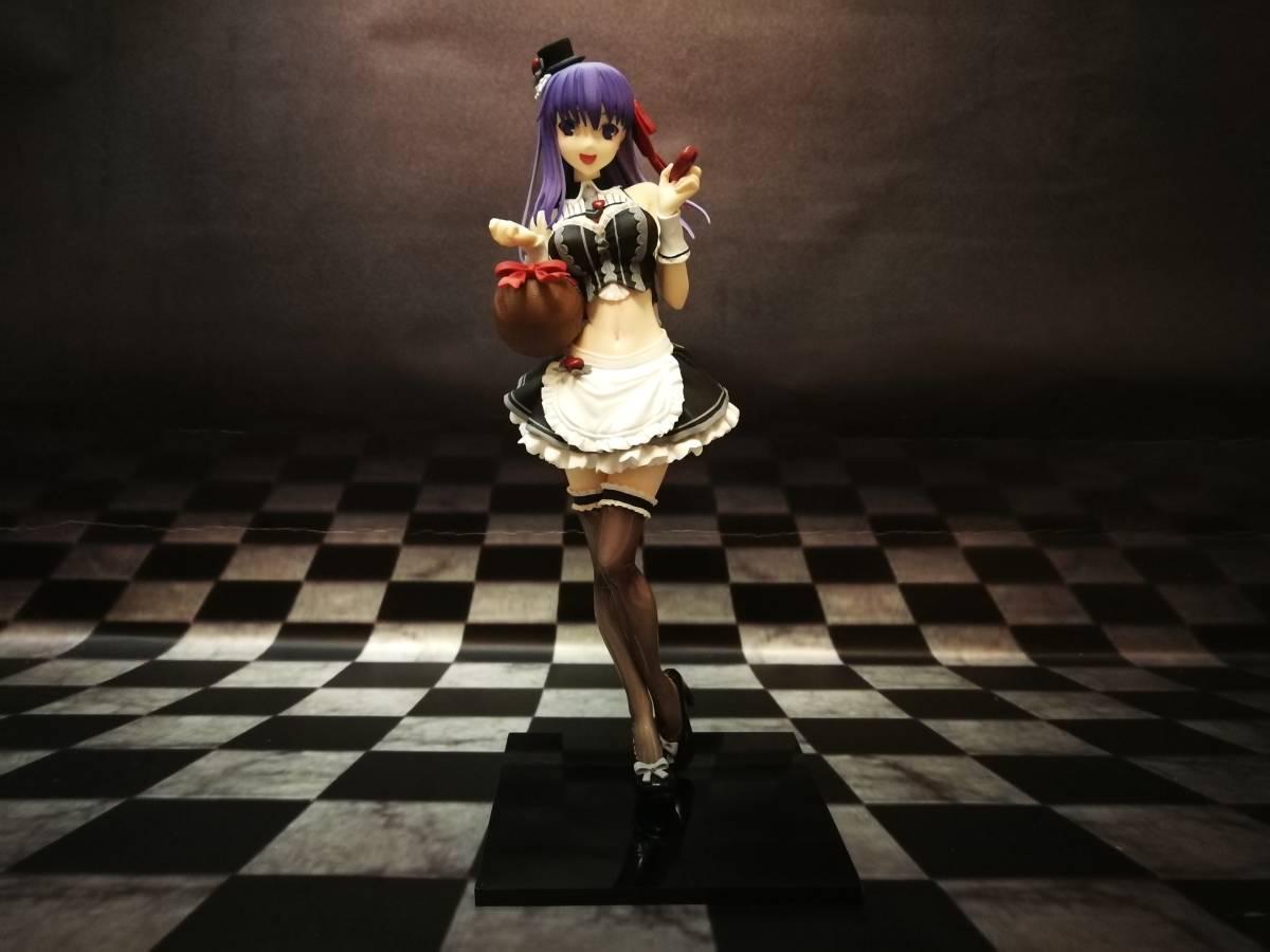 ワンフェスWF2018 Fate/stay night 間桐桜~ くろい フィギュア ガレージキット 塗装済み完成品_画像9