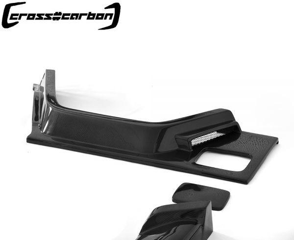 FRPタイプ◆ベンツ W463 Gクラスゲレンデ2013~18モデル用ブラバスタイルカーボンワイドボディーキット23点/G300/G350/G500/G55/G63/BRABU_画像7