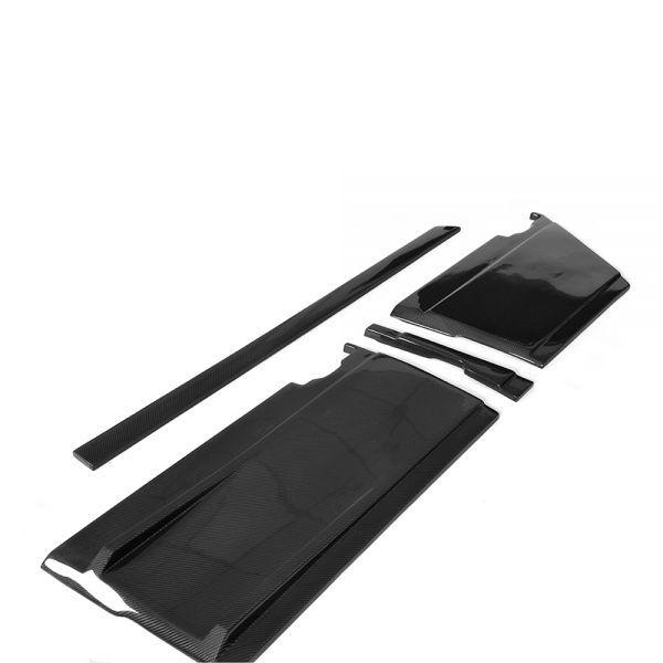 FRPタイプ◆ベンツ W463 Gクラスゲレンデ2013~18モデル用ブラバスタイルカーボンワイドボディーキット23点/G300/G350/G500/G55/G63/BRABU_画像6