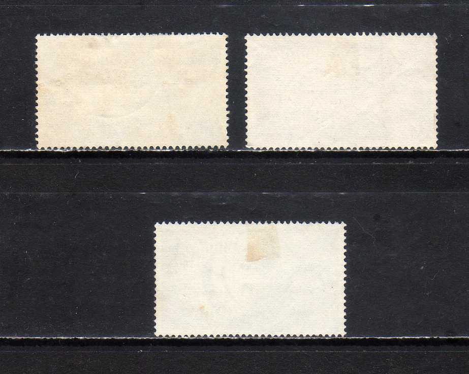 18C339 アイルランド 1970年 ヨーロッパ切手 3種完揃 使用済_画像2