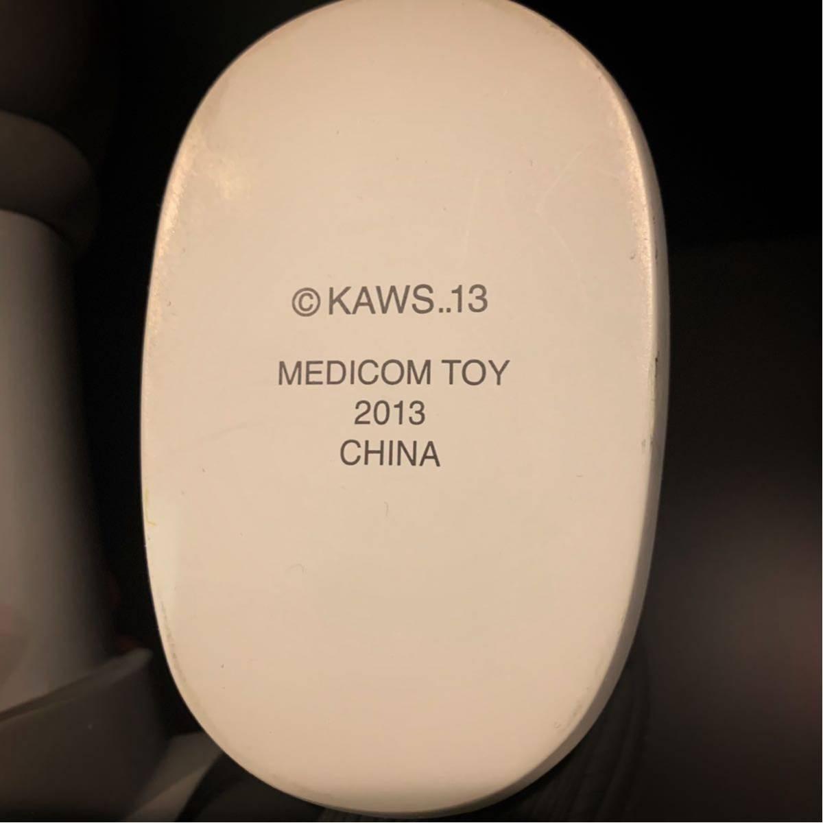 KAWS Original Fake COMPANION RESTING PLACE / GREY / オリジナルフェイク 人体模型 カウズ フィギュア_画像5