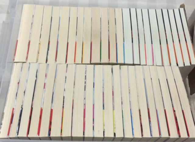 あざの耕平『Dクラッカーズ』全巻+『BLABK BLOOD BROTHERS』全巻 初版 帯付き+『東京レイヴンズ』14冊 初版 帯付き 合計42冊_画像2