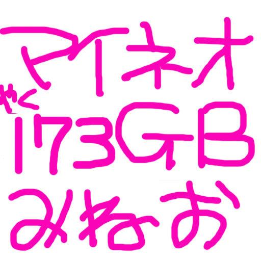 ア◆即決◆マイネオ mineo パケットギフト◆9999MB×17+3000MB(約173GB)です。Tポイント消化用にどうぞ