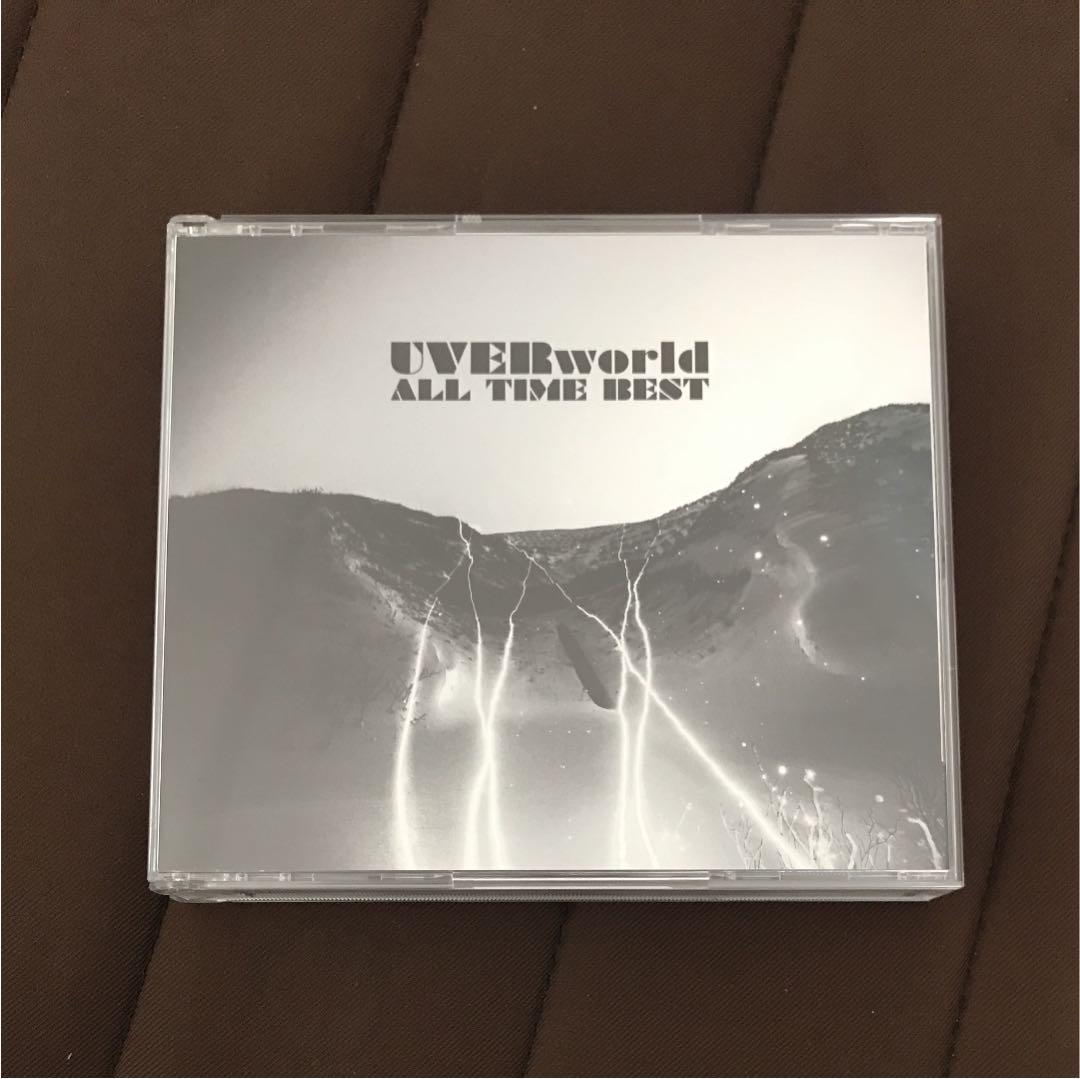 最安値 CDでお手元に UVERworld ALL TIME BEST