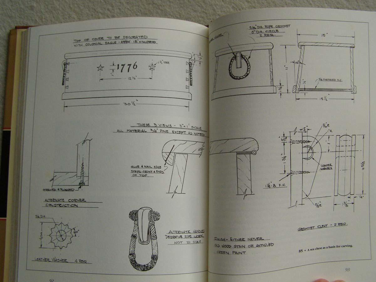 洋書 The Shipcarvers Handbook 彫刻 フィギュアヘッド船首像_画像6