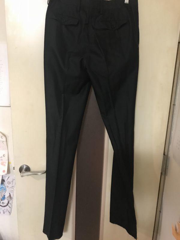 08 Dior homme ディオールオム セットアップ スーツ ジャケット メンズ シルク混合_画像4