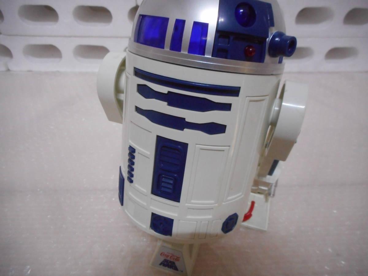 本体のみ スターウォーズ R2-D2 AMラジオ コカコーラ懸賞当選品_画像9