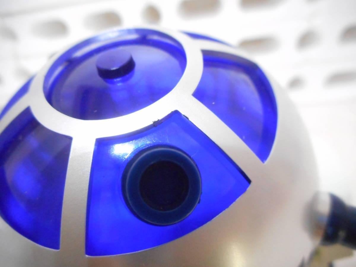 本体のみ スターウォーズ R2-D2 AMラジオ コカコーラ懸賞当選品_画像5