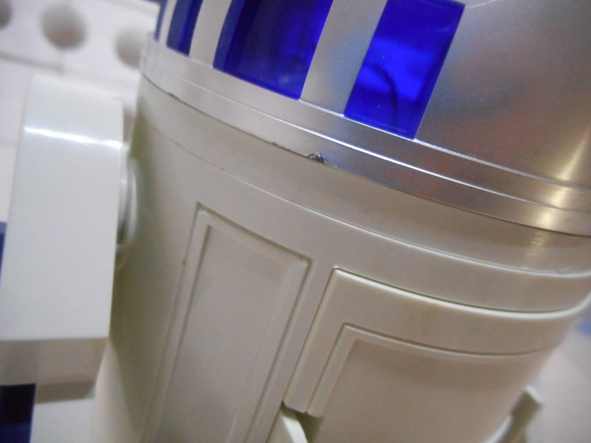 本体のみ スターウォーズ R2-D2 AMラジオ コカコーラ懸賞当選品_画像7