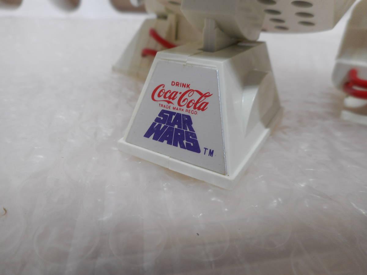 本体のみ スターウォーズ R2-D2 AMラジオ コカコーラ懸賞当選品_画像2