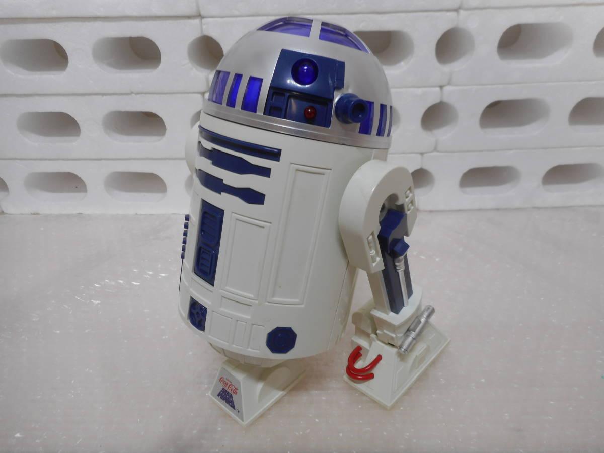 本体のみ スターウォーズ R2-D2 AMラジオ コカコーラ懸賞当選品