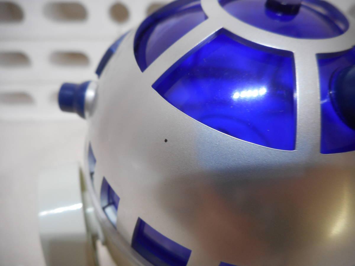 本体のみ スターウォーズ R2-D2 AMラジオ コカコーラ懸賞当選品_画像6