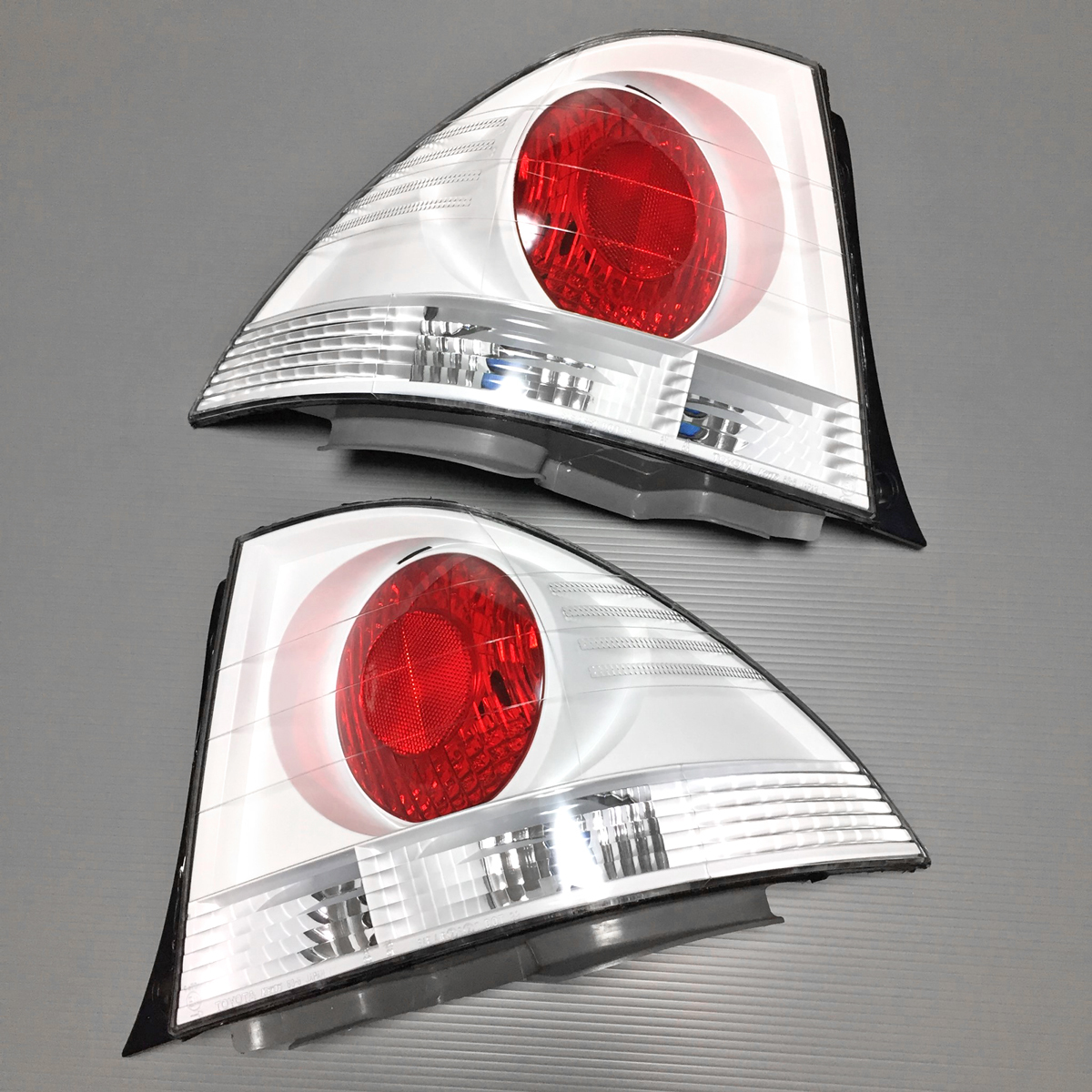 Altezza Inner White Tail Lamp Left Right Out Sxe10 Gxe10 Rs200 As200 Is200 Is300 Lights