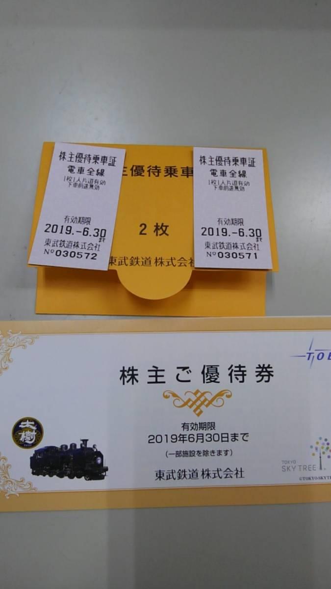 東武鉄道 株主優待